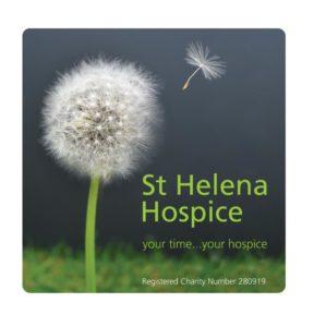 St Helena Hospice Logo